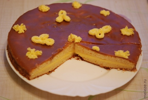 Торт мишутка со сгущенкой рецепт с фото