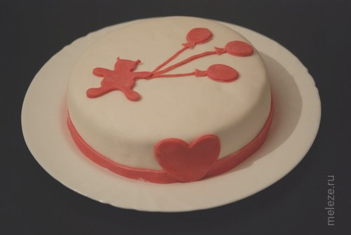 сливки маскарпоне торт рецепт
